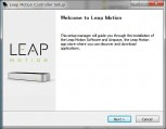 LeapMotionInstall